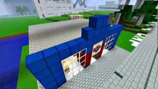 getlinkyoutube.com-Minecraft City - Bob's
