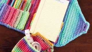 getlinkyoutube.com-Crochet World Magazine's  Februrary 2015 Issue Preview