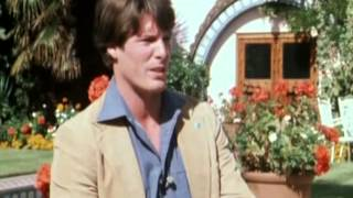 Christoper Reeve RARE BBC Interview In 1979 For The Filming Of