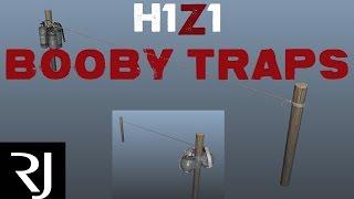 getlinkyoutube.com-H1Z1 - Trap Ignition Kit - Booby Traps