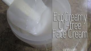 getlinkyoutube.com-/15R/ DIY: EcoCreamy Oil-free Face Cream with Vitamins B3 and B5