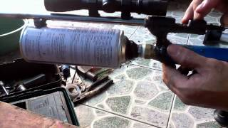 home made airgun