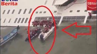 getlinkyoutube.com-Ini dia Video amatir Detik Detik Tenggelamnya Kapal Ferry Korea Selatan
