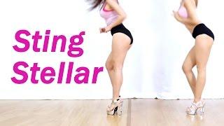 getlinkyoutube.com-스텔라(Stellar) - 찔려(Sting)cover dance WAVEYA 웨이브야