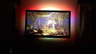 getlinkyoutube.com-Insanelight Ambilight per AmbiTVmit Raspberry Pi