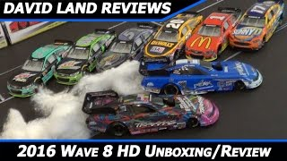 getlinkyoutube.com-2016 Lionel NASCAR (NHRA) Authentics Wave 8 HD Unboxing/Review