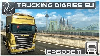 getlinkyoutube.com-Trucking Diaries EU - Episode #11 (Euro Truck Simulator 2)