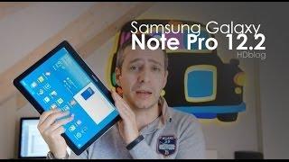 getlinkyoutube.com-Samsung Galaxy Note Pro 12.2 la recensione di HDblog.it