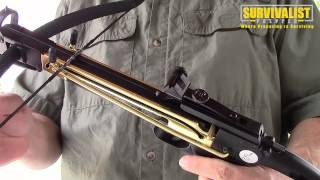 getlinkyoutube.com-Cobra Crossbow Pistol Review