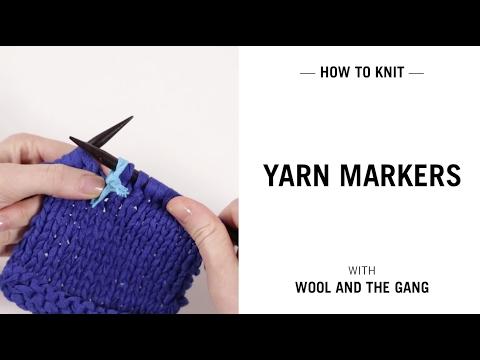 Yarn Markers