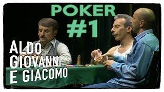 getlinkyoutube.com-Anplagghed - Poker (1 di 2) | Aldo Giovanni e Giacomo