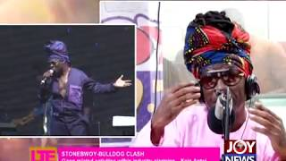 Mr. Music Man - Let's Talk Entertainment on JoyNews (16-3-18)