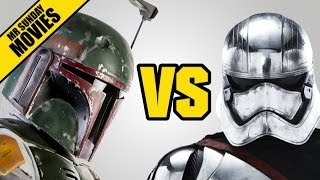 BOBA FETT VS CAPTAIN PHASMA - Who Would Win In A Fight?
