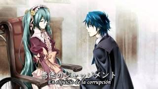 Kaito - Judgement of Corruption PV HD sub español + MP3