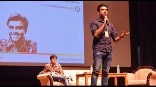 getlinkyoutube.com-Naveen & Jeetu, TVF Pitchers at Coalescence'15   BITS-Pilani Goa