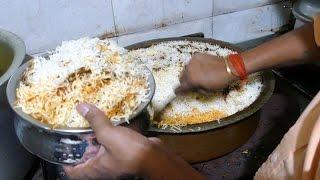 getlinkyoutube.com-HYDERABAD CHICKEN DUM BIRYANI - Paradise KITCHEN - MUMBAI STREET FOOD - 4K VIDEO