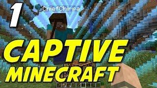 "getlinkyoutube.com-Captive Minecraft | E01 | ""Turn Down the Chunks!"" (with ChiefChirpa!)"