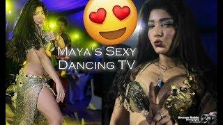 getlinkyoutube.com-الراقصة صوفيا ترقص ببدلة شفافة جدا مونتاج رقصها بمؤخرتها