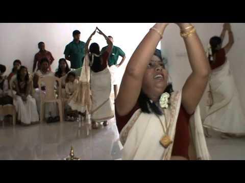 Sylvan Onam 2014 - Thiruvathira