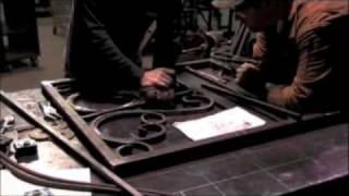 How It's Made - Custom Firescreen