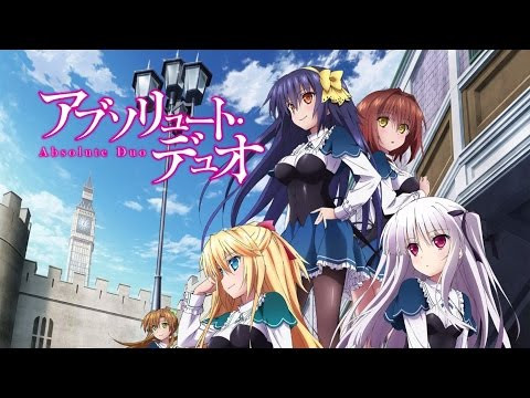#4STRO TV Pause Animé Ep03 Absolute Duo