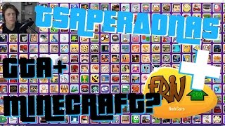 getlinkyoutube.com-Greek GTA + Minecraft στο FRIV   TSAPERDONAS