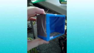 getlinkyoutube.com-Make Your Own Mini Miku Concert Projector Box/Hologram