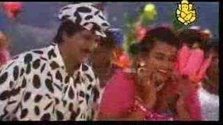 getlinkyoutube.com-Mohan babu  lovely song from Bramha