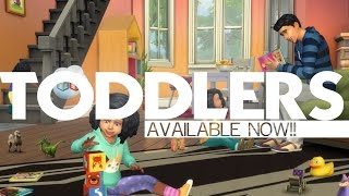 getlinkyoutube.com-TODDLERS ARE NOW AVAILABLE IN THE SIMS 4!!