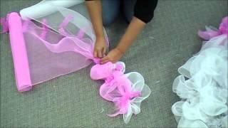 Deco Poly Mesh® Easter Bunny.wmv