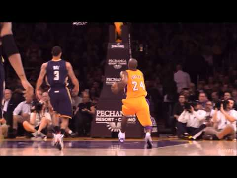 "[HD]Kobe Bryant 2012-2013 season mixtape - ""The endless domination"""