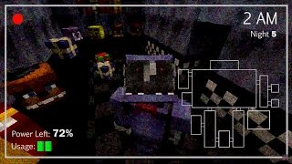 getlinkyoutube.com-SCARIEST MINECRAFT HORROR - Five Nights at Freddy's