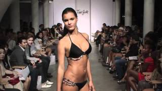 getlinkyoutube.com-Brazilian bikinis by Toxic Sadie - Funkshion Fashion Week Show Miami / 2012 Collection