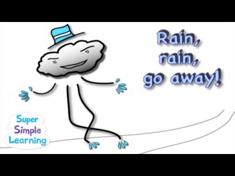 Rain, Rain, Go Away! from Super Simple Songs