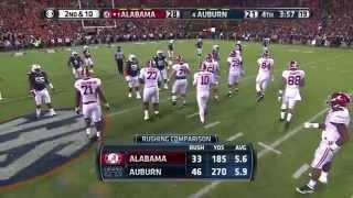 getlinkyoutube.com-2013 Iron Bowl - #1 Alabama vs. #4 Auburn (HD)