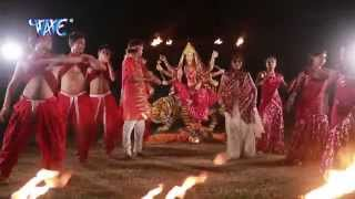 getlinkyoutube.com-Aam Ke लकड़िया ऐ मईया | Pujanwa Hola Mai Ke | Pramod Premi Yadav | Bhojpuri Devi Geet 2015