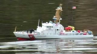 getlinkyoutube.com-RC Replica Coast Guard Boat