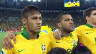 getlinkyoutube.com-Confederations Cup 2013, Brazilian anthem at the final match