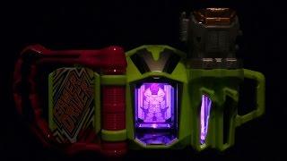 仮面ライダーエグゼイド DXマキシマムマイティXガシャットのネタバレスイッチ Kamen Rider Ex-Aid DX Maximum Mighty X Gashat