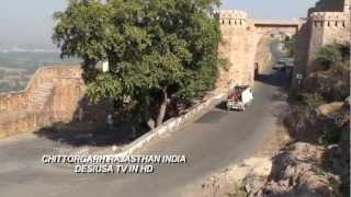 getlinkyoutube.com-FORT OF CHITTORGARH RAJASTHAN INDIA IN HD