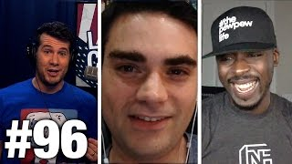 getlinkyoutube.com-#96 THE ELECTION IS RIGGED! Ben Shapiro and Colion Noir | Louder With Crowder