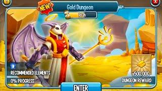 getlinkyoutube.com-Monster Legends, Seraphim Gold Dungeon