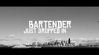 BARTENDER - JUST DROPPED IN (Live @ Robert Lang Studios, Seattle WA - U.S.A.)
