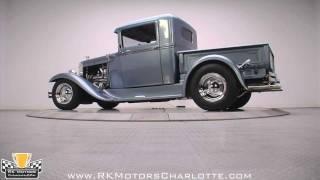 getlinkyoutube.com-132377 / 1930 Ford Model A Pickup