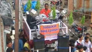 getlinkyoutube.com-E SUDHAKAR BAND CO. PURANAPOOL TEEN MAAR BAND..