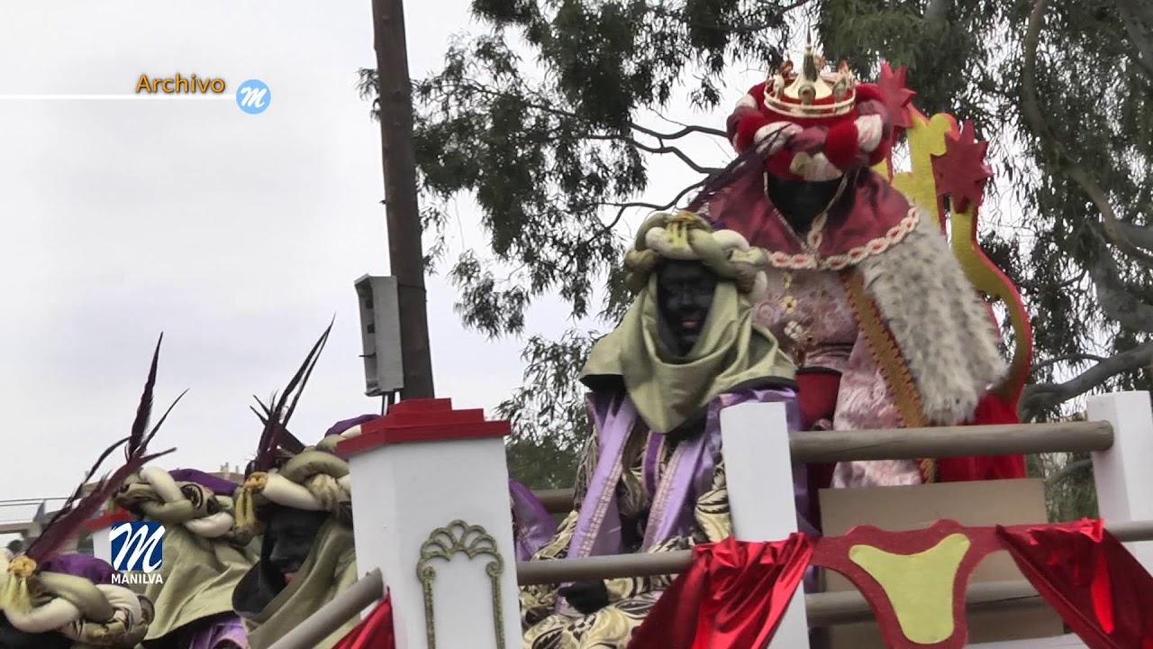Itinerarios de los Reyes Magos en su visita al municipio