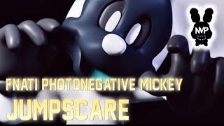 getlinkyoutube.com-Five Nights at Treasure Island - Photonegative Mickey JUMPSCARE
