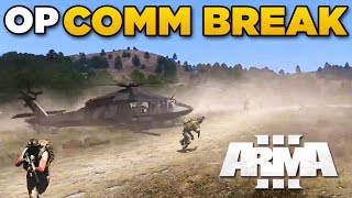 getlinkyoutube.com-ZEUS - OP COMM BREAK | ARMA 3 [ARES, Blastcore Phoenix, JSRS Dragonfyre]