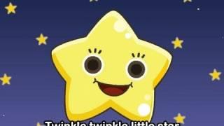 getlinkyoutube.com-Twinkle Twinkle Little Star   Family Sing Along - Muffin Songs