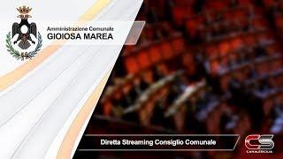 Gioiosa Marea - 10.11.2017 diretta streaming del Consiglio Comunale - www.canalesicilia.it